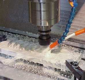 Machining a Bending Fixture